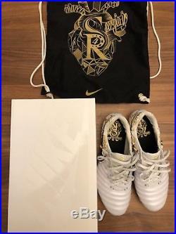 Nike Tiempo Legend VII Elite Sergio Ramos Limited Edition FG Size 9