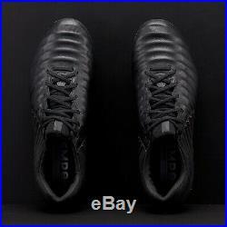 Nike Tiempo Legend VII FG Elite FlyKnit ACC Blackout- UK 6.5 RRP £190