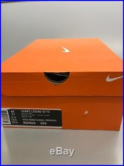 Nike Tiempo Legend VII FG Flyknit ACC, UK 10, EU 45, US 11, 897752-001