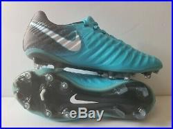 best sneakers 7d4d6 b65b9 Nike Tiempo Legend VII FG Ice Blue Size 9.5 Soccer Cleats ...