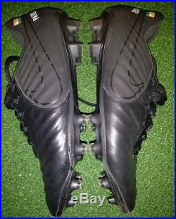 Nike Tiempo Legend VII FG size 9 academy black superfly Magista Obra opus vapor