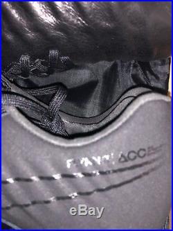 Nike Tiempo Legend VII Fg Mens BNIB UK size 6 Football boots Triple black BNIB