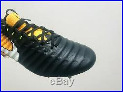 Nike Tiempo Legend VII Lock in Let Loose Orange Black SG Pro UK Size 9 BNIB
