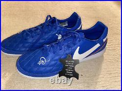 Nike Tiempo Legend VII Pro Lunar Ronaldinho R10 IC Indoor Soccer Shoes Size 10.5
