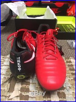 promo code dcaac 1f1b6 Nike Tiempo Legend VII SG-PRO AC soccer cleats size 9.5 ...