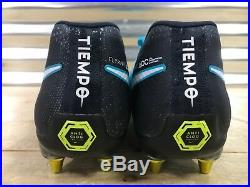 Nike Tiempo Legend VII SG-PRO Anti-Clog Soccer Cleats Blue SZ (917805-415)