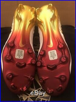 Nike Tiempo Legend VII Sergio Ramos SE Limited Edition FG Size 9 Vapor Superfly