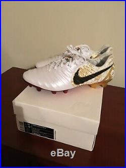 Nike Tiempo Legend VII Soccer Boots, Sergio Ramos Limited Ed. Size 11, BNIB