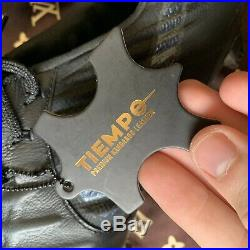 Nike Tiempo Legend VII Sz 10.5 Academy Black Vapor Superfly Magista Obra VI XII