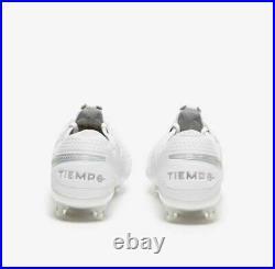 Nike Tiempo Legend VIII Elite Ag-pro Wht/pltnm/gr Bq2696 100 Us Men Sz 10