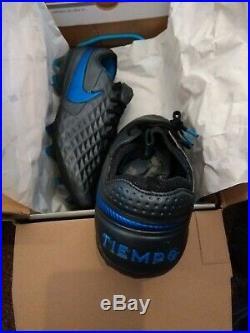 Nike Tiempo Legend VIII Elite FG-PRO Football Soccer Boots UK 9.5