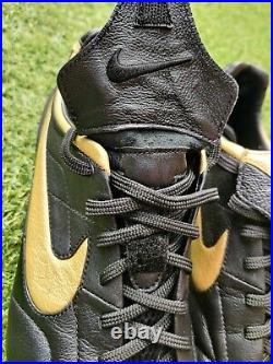 Nike Tiempo Legend ii Air zoom FG UK9 Rare