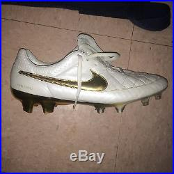 Nike Tiempo Legends Limitied Edition Ronaldhino Soccer Cleats Size 11.5