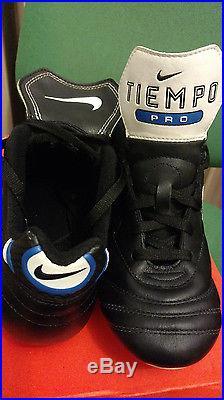 Llevar Eliminar Absorber  Nike Tiempo Pro Us 8.5 Premier Legend Romario Ronaldo