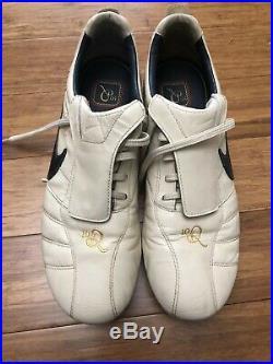 Nike Tiempo R10 Ronaldinho FG US10.5 315362-247 (ref Legend, III, IV, V, VI)