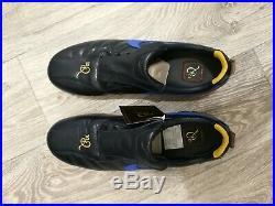 Nike Tiempo Ronaldinho FG Blue Soccer Cleats rare R10 legend 10.5 US no box