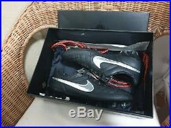 Nike Totti Tiempo Legend V Premium Limited Soccer Football Boots