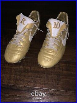 Nike Zoom Air Tiempo Legend II Pro-FG R10 Ronaldinho us11 uk 10 eur45
