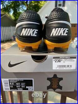 Nike tiempo legend 8 elite size 9.5 (mens)