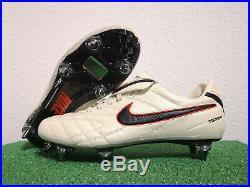 Nike tiempo legend III elite SG UK 7 US 8 football boots soccer cleats