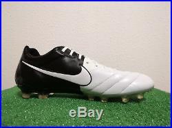 Nike tiempo legend IV CLASH FG UK 11 US 12 football boots soccer cleats