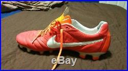 Nike tiempo legend mens size 11 Rare