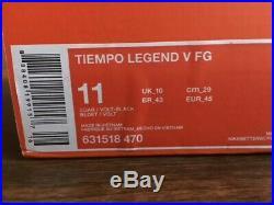 Nike tiempo legend v fg 11
