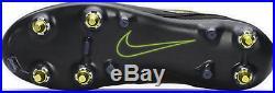 Original Nike Tiempo Legend VI SG-PRO Anti Clog SIZE US Mens 8.5 LIMITED Cleats