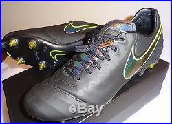 Original Nike Tiempo Legend VI SG-PRO Anti Clog SIZE US Mens 9.5 LIMITED Cleats