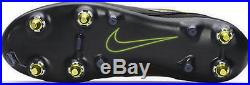 Original Nike Tiempo Legend VI SG-PRO Anti Clog SIZE US Mens 9 LIMITED Cleats