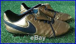 Original Nike Totti Tiempo Legend X VI SE FG ROMA Größe 43 UK8.5 new Italy US9.5