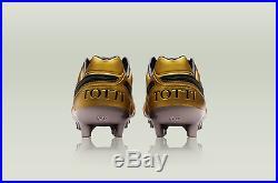 Rare NIKE TIEMPO LEGEND VI SE FG Totti Roma 1/2500 Pairs Limited Ed. Sold Out