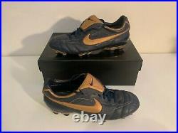Rare Nike Air Tiempo Legend II Fg E8 Limited Edition Size 9 8 42,5