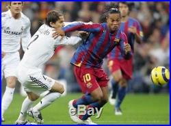 Rare Nike Ronaldinho Tiempo R10 Bag Football Soccer Legend Og Duffle Holdall New