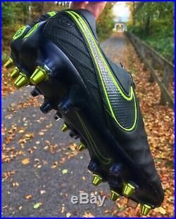 Rare Nike Tiempo Legend VI SE Anti Clog SG Limited Edition Size 9.5