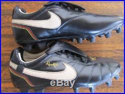 Rare Nike Tiempo Ronaldinho FG R10 10R Soccer Cleats 10 315362-027 Legend Elite
