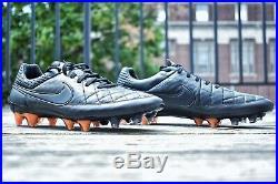 Rare Prototype Sample Nike Tiempo Legend V FG Size 10 ACC ONE DAY SALE