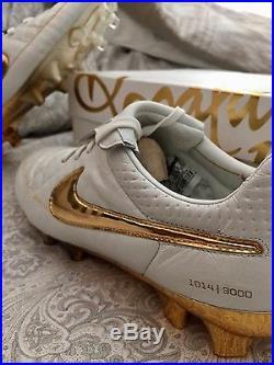 Ronaldinho Nike Tiempo Legend V Touch of Gold