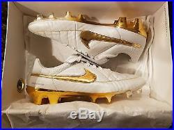 Ronaldinho Tiempo Legend V Prem FG Touch of Gold