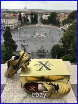 Scarpini Nike Tiempo Legend Totti 2005/2500 ANNO NASCITA CRISTIAN TG 44.5