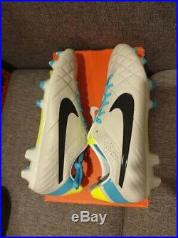 Size 10 New With Box Nike Tiempo Legend IV Made In Italy code 999999999