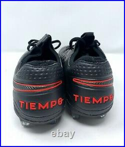 Sz 11 NIKE Tiempo Legend 8 Elite FG Soccer Cleats AT5293-060 Red