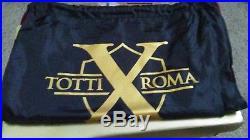 Tiempo Legend VI SE FG TOTTI X ROMA Limited Edition GOLD 9 US Men's Cleats