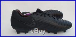Tiempo Legend VII 7 Elite Fg Black/black/crimson (ah7238-001) Uk9 Eu44 Us10