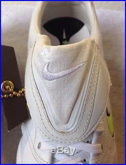 VINTAGE RARE 2010 Nike Tiempo Legend III K Boots US 10.5 (FREE PR SOCKS w Purch)